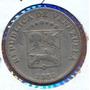 Moneda 12 1/2 Centimos 1958 (locha)