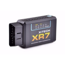 Scanner Xr7 Automotriz Universal Bluetooth Elm327 Obd2