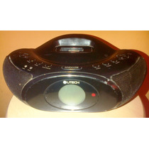 Reprodutor Ipod Mp3 Radio Despertador Digital Utech