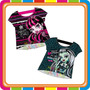 Remeras Monster High - Originales - Mundo Manias