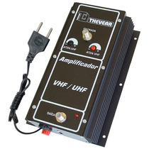 Amplificador Thevear Antena Coletiva Apartamentos 50db Hdtv