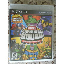 Marvel Super Hero Squad - Ps3