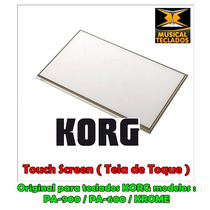Touch Screen ( Tela De Toque ) Korg Pa900 / Pa600 / Krome