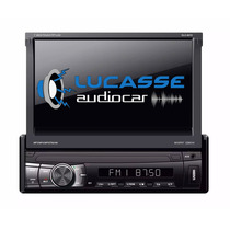 Stereo B52 In Dash Lcd 7 Tactil Desmontable Usb Sd Bluetooth