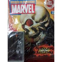Coleção De Miniaturas Marvel 22 - Motoqueiro Fantasma