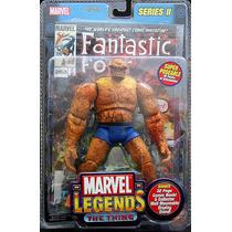 Marvel Legends Toy Biz Series,thing La Mole 4 Fantantasticos
