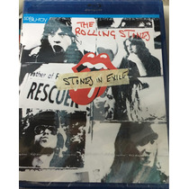 Bluray The Rolling Stones Stones In Exile + 5 Dvd Regalo