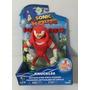 Sonic Boom Figura Grande Articulada Original Tomy