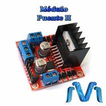 Módulo Puente H L298, Motor Driver, Arduino, Pic