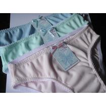 Pantys, Blumers, Panties, Pantaletas Para Niñas 100% Algodón