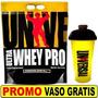 Proteina Ultra Whey Pro 10 Lbs Chocolate + Vaso Universal