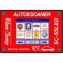 Scanner Automotriz Multimarca Sc-55 Led Wilso Champ