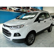 Ford Ecosport Freestyle 1.6 Manual 0km16/17 Sem Placas