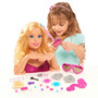 Barbie, Maniquí De Lujo Para Peinado