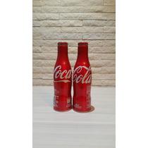 Garrafa De Alumínio Coca-cola 250ml Colecionável