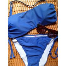 Exclusivos Trajes De Baño Straple Bikini Panty Moda 2016