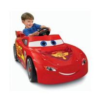 Auto A Batería Cars Rayo Mc Queen Punto Bebe
