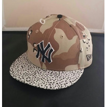 Gorra New Era Camo Logo New York Yankees Talla7 1/2=59.6ctms