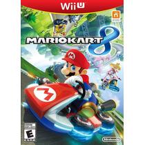 Mario Kart 8 - Nintendo Wii U -