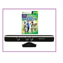 Kinect Sensor Xbox 360 Sensor Kinect Original + Jogo Sports