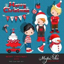 Kit Imprimible Navidad Imagenes Clipart Cod 78