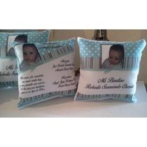 Invitaciones Bautizo Niño *foto* Originales Y Super Lindas