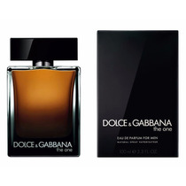 D & G The One Men Eau De Parfum 100ml Masculino | Original