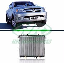 Radiador Da Toyota Hilux Srv-sw4-diesel 3.0 C/ar 2006 Au