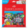 Lapis De Cor 60 Cores Faber Castell 120160g