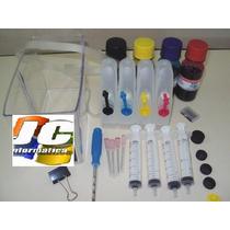 Bulk Ink Hp 4615 / 4625 / 5525 Com 400ml Tinta Confira