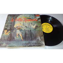 Walt Disney - La Bella Durmiente - Version Original - Lp