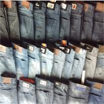 Kit 10 Calça Jeans Mais 10 Bermudas E 5 Cuecas Atacado
