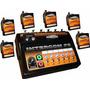 Intercomunicador Portatil Power Click Intercom P6 6 Pontos