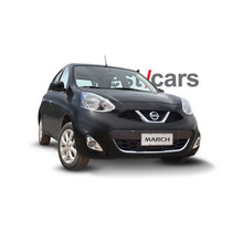 Nuevo Nissan March Extra Full Manual Y Automatico
