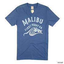 Polo Cuello V Hollister Malibu First Point Talla M
