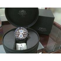 Reloj Oris F1 Williams Automático Cronografo No Tag Heuer