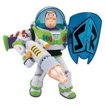Toy Story Buzz Lightyear Power Blaster Toyng Fala Português