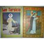 Santa Rosa Y Tarsicio 2 Libros Vidas Santos Catolicos