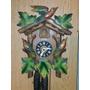 Impecable Reloj Cucu Hubert Herr Garantia De Funcionamiento