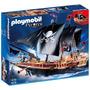 Retromex Playmobil 6678 Barco Corsario Pirata Medieval
