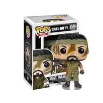 Call Of Duty Msgt Frank Woods Funko Pop Videojuego On Toy