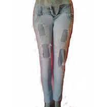 Jeans,pantalon De Dama Six Jeans Talla 26