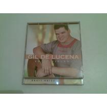 Cd Gil De Lucena ,,, Voz E Violao Feira Livre