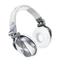 Pioneer Hdj 1500 W Auricular Dj Profesional Blanco White