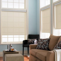 Cortinas Roller Dobles - Screen + Black Out