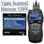 Scanner Scan Tool Universal Vgate Vs 890