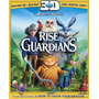 Blu-ray Rise Of The Guardians 3d / Bluray 3d+2d+dvd