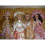 Muñecas De Porcelana,,,,