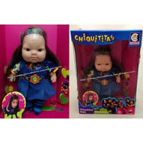 Boneca Bia Baby Novela Chiquititas Sbt Original Cotiplás