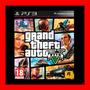 Gta V Grand Theft Auto V Gta 5 Ps3 Oferta !!!